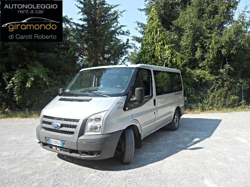 m - ford transit mod nuovo